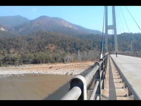 karnali bridge Nepal  kailali to Bardiya