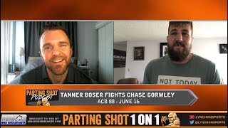 ACB 88's Tanner Boser Talks Chase Gormley Matchup & Wants Frank Mir Next