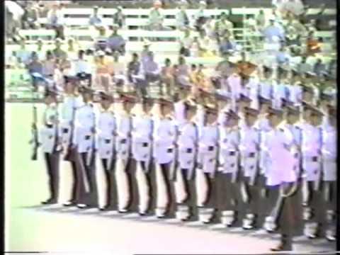 Duntroon Graduation Parade 1983