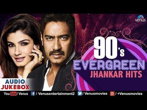 90's Evergreen Jhankar Hits | Bollywood Romantic Songs | JUKEBOX | Hindi Love Songs
