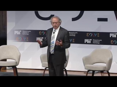 "Solve at MIT: Rodney Brooks on ""Does technology still create more opportunity than it destroys?"""