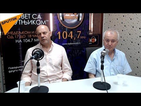 Posle Krima, sada i Kaspijsko more | Na nianu Lazanskog