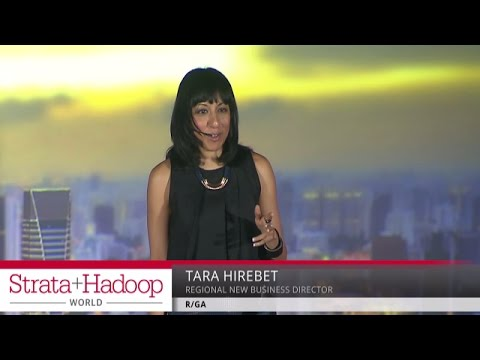 Data 'Daddying' vs. Data Empowerment - Tara Hirebet keynote