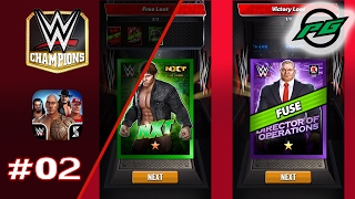 WWE Champions E02 - First Gold Wrestler