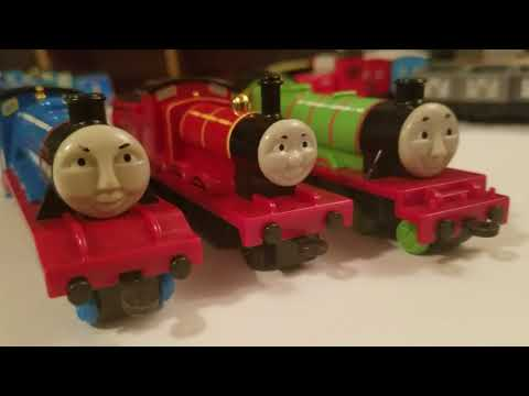 Thomas the Tank Engine and Friends Nakayoshi Japanese Collection Part 1