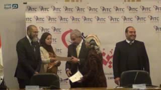 بالفيديو | اتحاد الصناعات يحتفل بتخريج الدفعة الأولى من برنامج تمكين المرأة