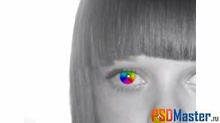 Глаза всех цветов радуги