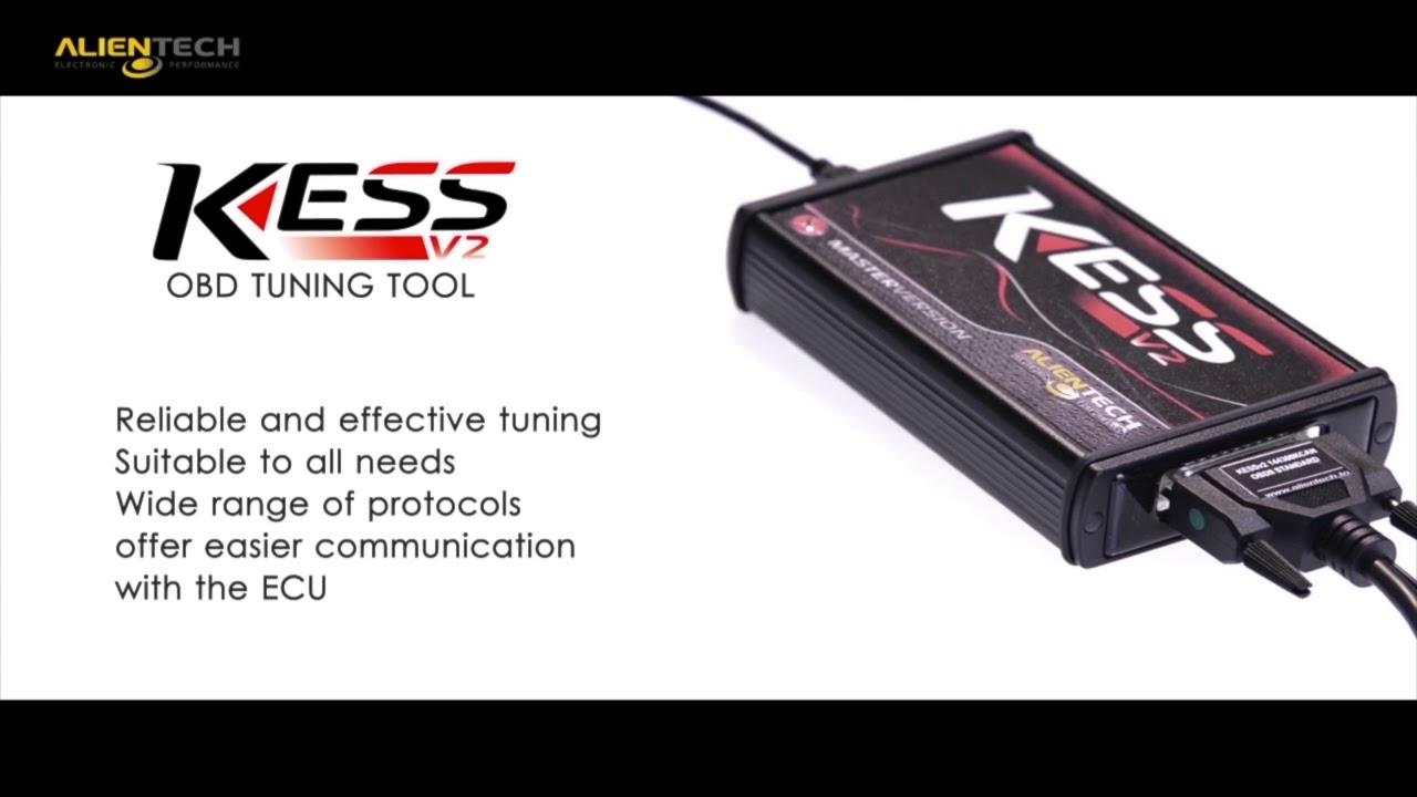 KESSv2 OBD Tuning Tool - KESS V2 Master Tool - Zuce