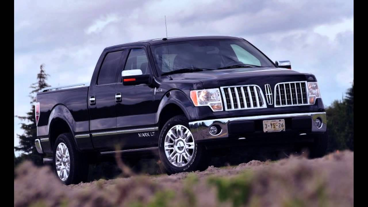 2010 Lincoln Mark Lt