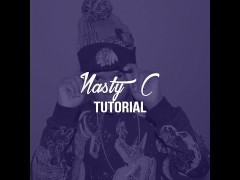 How to make a Nasty C x Tellaman x Drake type beat (FL STUDIO Tutorial)
