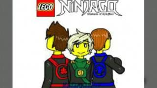 Lego Ninjago (Call Me Maybe)