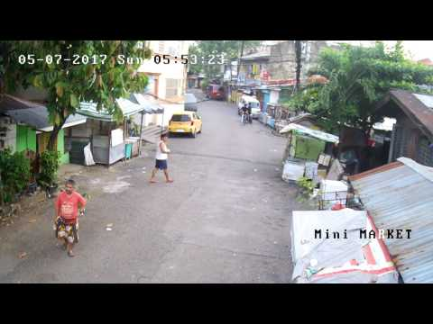 assault to an indian student in private road , cebu city