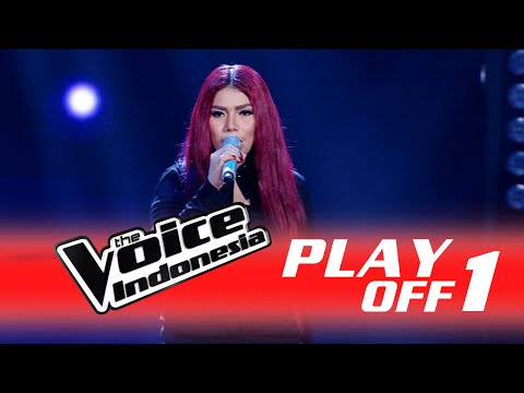 "Aline ""Hotline Bling"" I Play Off 1 I The Voice Indonesia 2016"