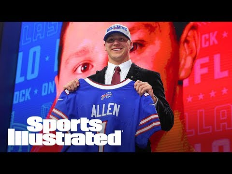 Bills: How Much Patience Will Team Have With Josh Allen? | SI NOW | Sports Illustrated