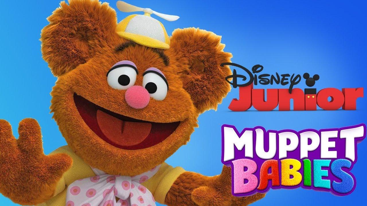 Baby Fozzie - Muppet Wiki  Muppet Babies Fozzie