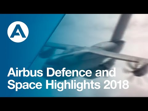 Airbus Defence and Space Highlights 2018