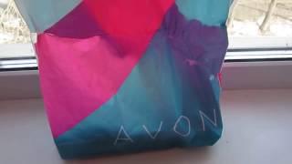 Пакет сюрприз Avon каталог 5. Разочарование((