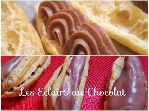 délicieux-éclairs-au-chocolat-[recette-facile]