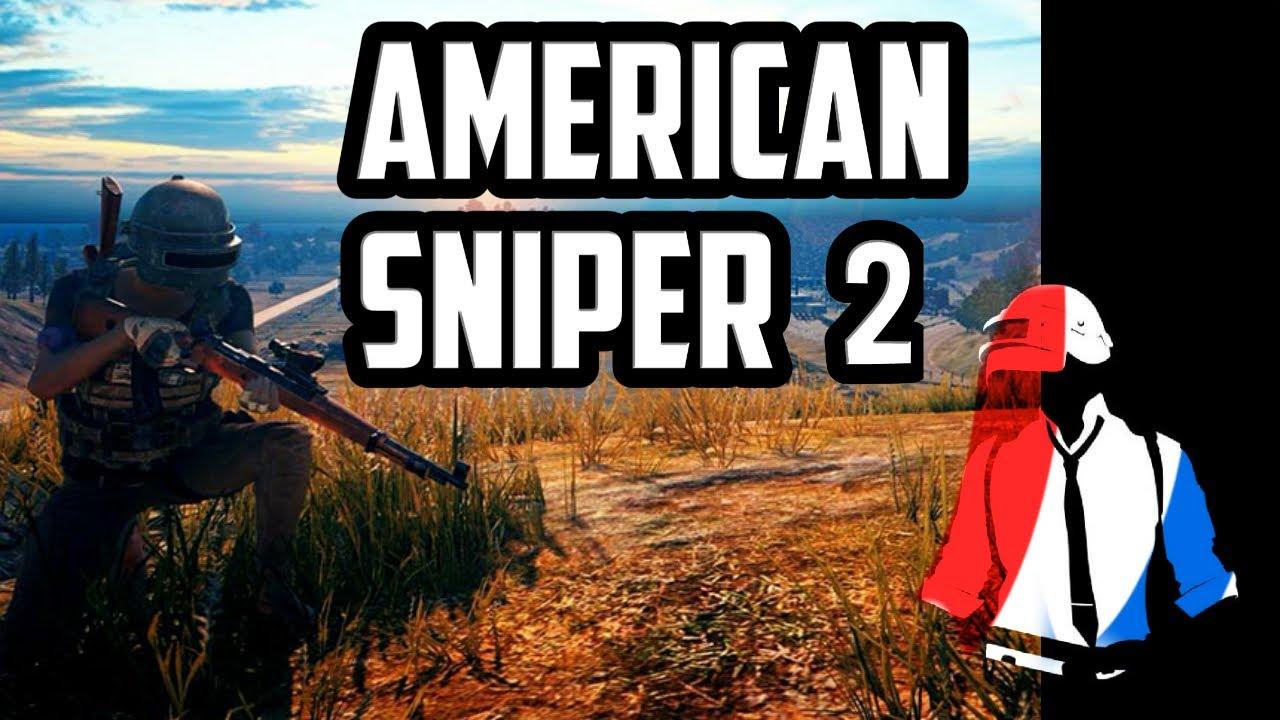 PUBG Mobile|5 56 Gaming|AMERICAN SNIPER:2