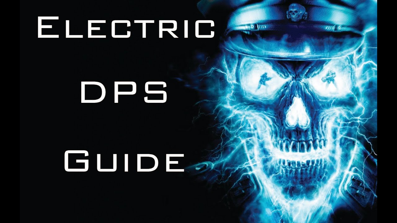 dcuo electric dps pve guide youtube