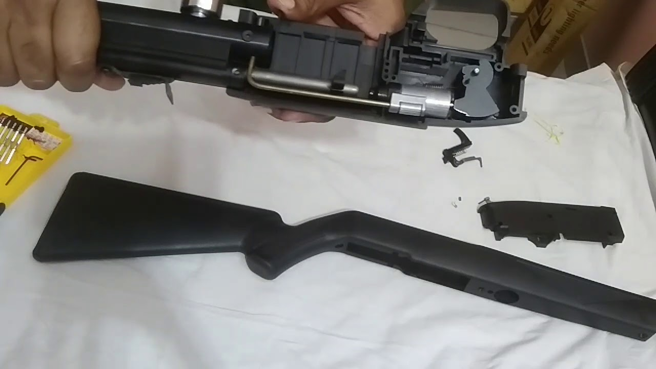 Bejamin wildfire pcp air rifle leaking problem part2