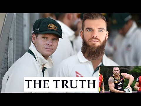 The Truth About The Australian Cricket Scandal