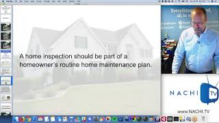 Home Inspection Tip #92:  Every Home Should Be Inspected Every Year