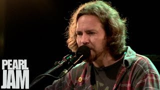 """Society"" (Live) - Eddie Vedder ft. Liam Finn - Water on the Road"