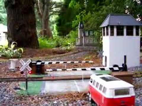 "Model Railroad Toy Train Track Plans -Unlimited Suggestions For LGB garden railway L,   ""Crossing AT Emily"""