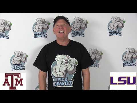 LSU vs Texas A&M 11/30/19 Free College Football Pick and Prediction Week 14 CFB Tips