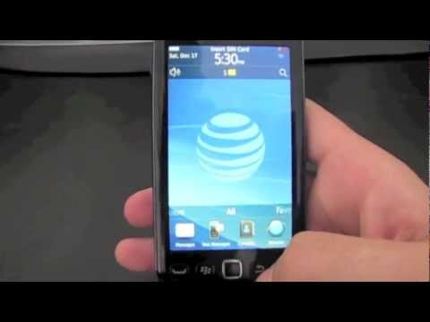 How to Unlock Blackberry Torch 9860 using a Factory MEP Unlock Code