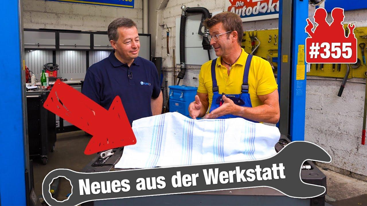 Versteigerung: Autodoc-Unikat für Flutopfer | Dacia: So sollte ein Ladeluftkühler NICHT aussehen😱