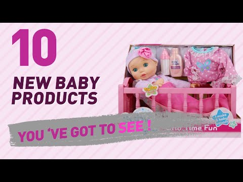 New Baby Products Video Collection // New & Popular 2017