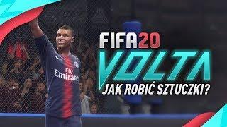 FIFA 20: VOLTA   Jak robić sztuczki? Główka na kolanach!