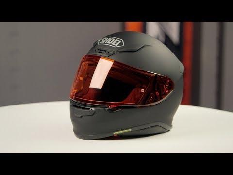 Shoei Face Shields Review At RevZilla.com