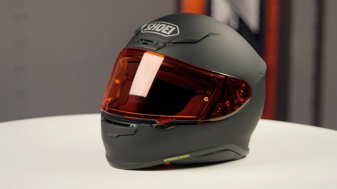 16f2e71f Shoei Face Shields Review at RevZilla.com - YouTube