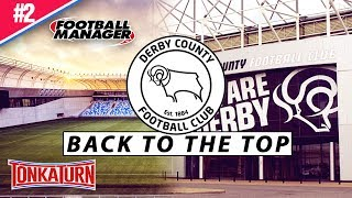 Football Manager 2017 Complete Playthrough - HOW MANY? - Derby County - FM17 Highlights
