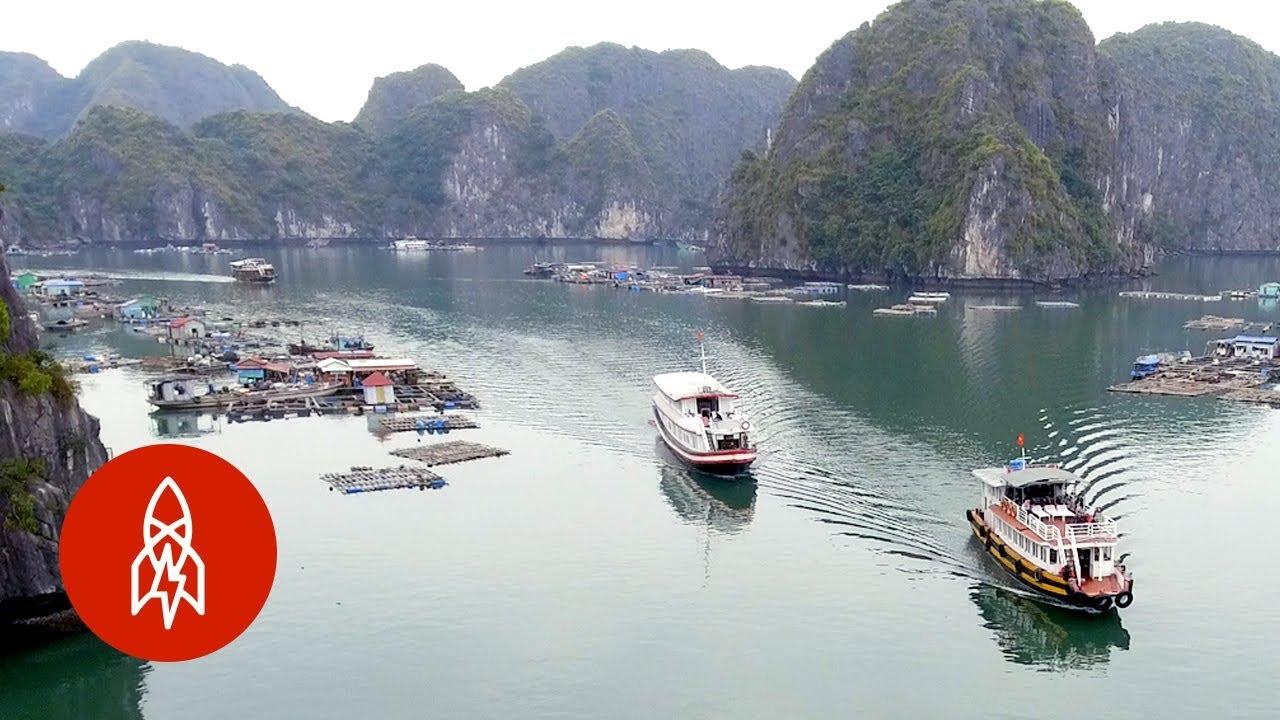 Journey Through Vietnam's Floating Pocket of Paradise