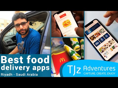 Best food delivery apps 2020 Riyadh | food delivery apps online Riyadh