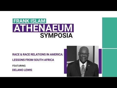 Frank Islam Athenaeum Symposia: Delano Lewis