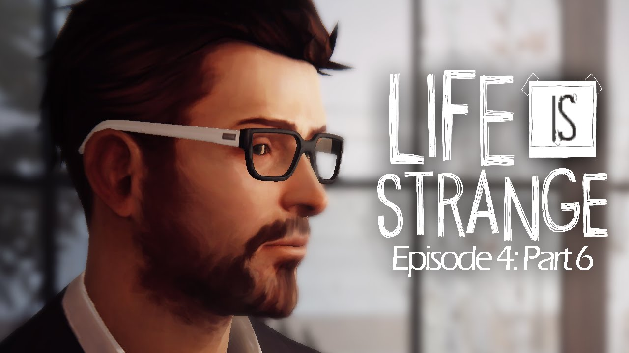 Life Is Strange Photo Teacher