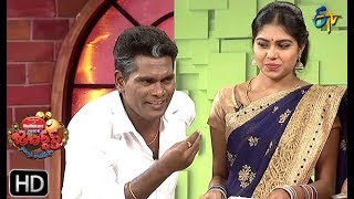 Chammak Chandra Performance | Jabardasth | 17th January 2019  | ETV Telugu