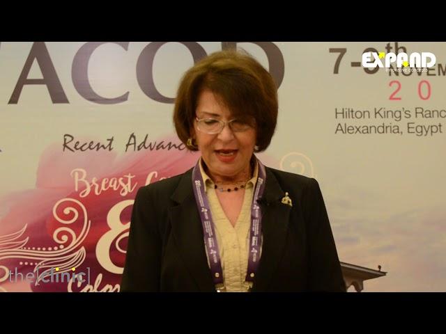 الأستاذ الدكتور وفاء المتناوي تتحدث عن الكشف المبكر للأورام