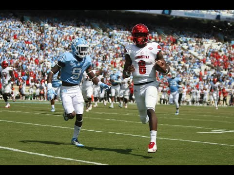 Bill Polian says Lamar Jackson will be WR in the NFL