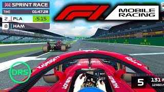 F1 Mobile Racing - Fiŗst Impressions! CUSTOMIZATION! CUSTOM LIVERIES, R&D UPGRADES & MORE!