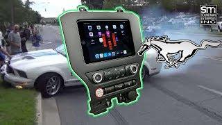 2016 Mustang iPad mini DASH MOD!