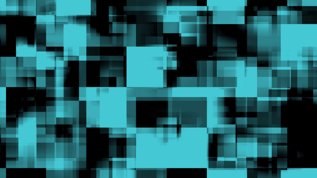 Free Video Background Loop - Overlapping Blue & Black ...