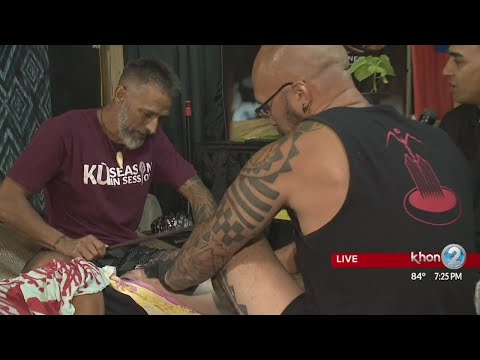 8th annual Pacific Ink & Art Expo this weekend