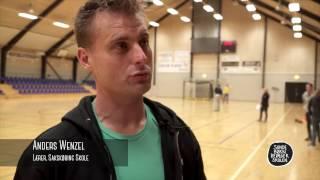 Anders Wenzel, lærer på Sakskøbing Skole