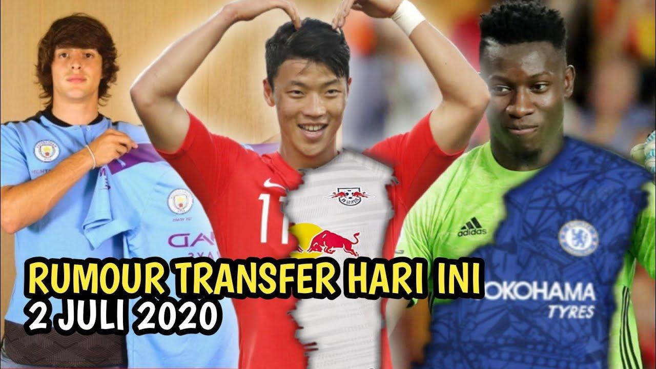 Hwang Hee Chan Ke RB Leipzig ⚫️ Andre Onana Ke Chelsea - berita bola terbaru hari ini